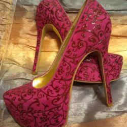 Туфли Marco Pini новые