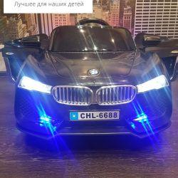Elektrikli otomobil primi BMW 8i