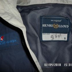Waterproof corporate waistcoat