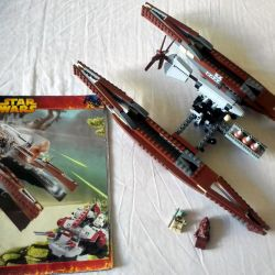 Lego Star Wars Sets 7260, 8083 and 8085