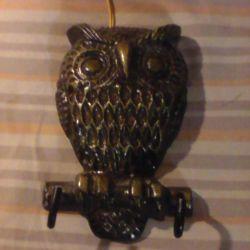 Hanger Owl bronze