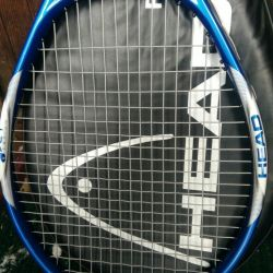 Racket for tennis