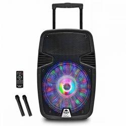 iDance Groove 420MK3 12inch Portable PA USB/BT/FM/