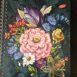Notebook 45 sayfa, hücre