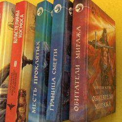Fantasy Books, Fantastic Action