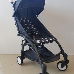 Bebek arabası arabası