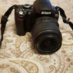 Nikon d40 camera