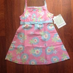 New dress sundress Bonnie Jean (USA) for 2 years