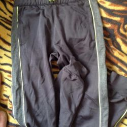 Sports pants for a boy