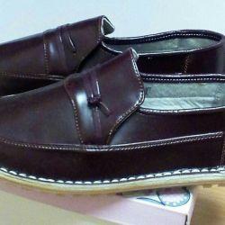 Erkek ayakkabıları s. 34, s.35. Yeni!