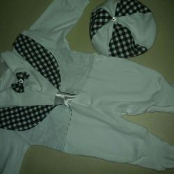 Tailcoat for newborn