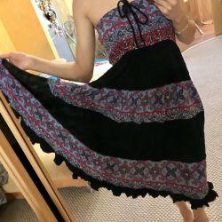 Tayland değişiminden yeni elbise