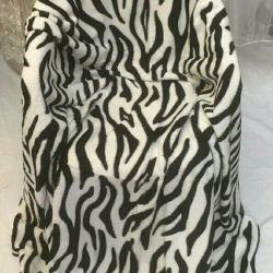 Zebra Plaid
