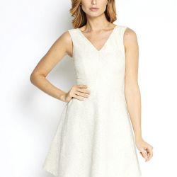 Güzel bir desen ile insiti elbise