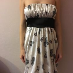 New dress with bow