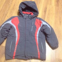 Winter jacket for a boy