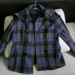 🧥 Coat-jacket, autumn-spring, solution 48