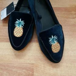 Zara παπούτσια μάνγκο hm