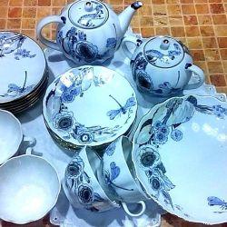 Rare Tea Set