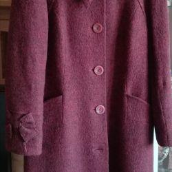 Coat for the fall. Light overcoat
