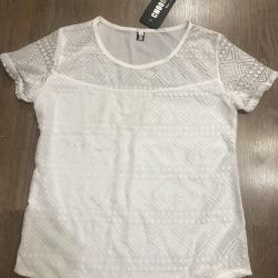 Γυναικείο μπλουζάκι νέο μέγεθος 44