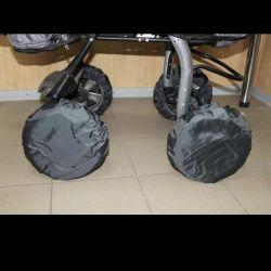 Καλύπτει καινούριες αναπηρικές καρέκλες