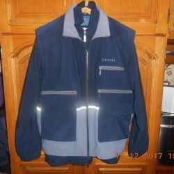two-piece suit (olympic shirt + vest) solution 54-56