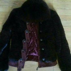 Natural fur for avtoledi
