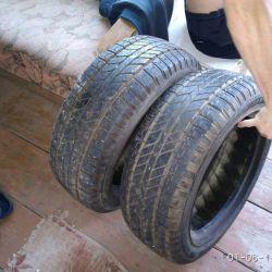 Michelin 4x4 Synchrone tires