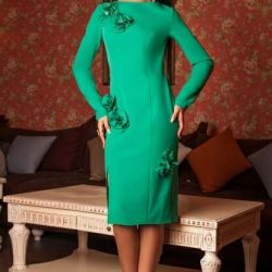 Elegant dress. Ruta. COLOR as in the photo