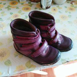 Boots winter orthopedic
