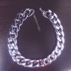 A new chain around your neck