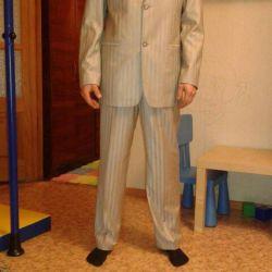 Ανδρικό κοστούμι 48/182