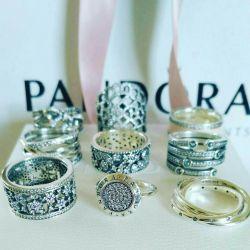New rings Pandora