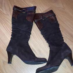 Kadın botları kış ve demi-sezon