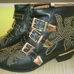 Cossacks new natures. leather 36-37 size