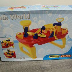 Ігровий набір водний світ