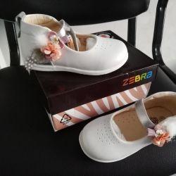 Ayakkabı Zebra