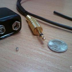 Μαγνήτης ακουστικών
