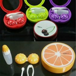 Contact lens carrier