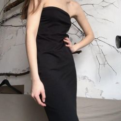 gown with open shoulders