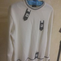Men's sweater р.48