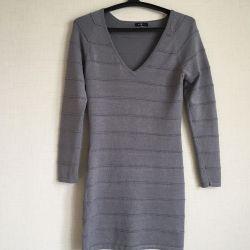 Φόρεμα φανέλας λύση 44