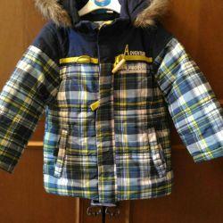 Geacă toamnă rece / iarnă caldă 92 dimensiuni