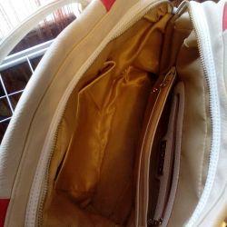 Νέα τσάντα (δέρμα)