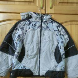 Jacket Demi seasonal for the boy.