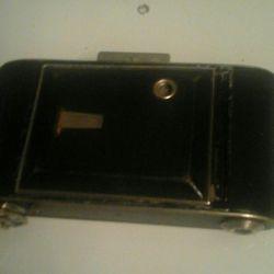 Koleksiyon için antik Alman kamera