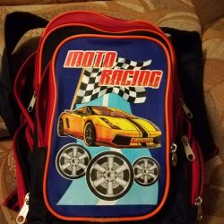 The backpack is student's