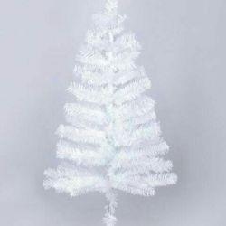 Fir-tree of 120 cm. White beauty artificial new