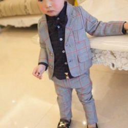 Μπουφάν κοστούμι + παντελόνι